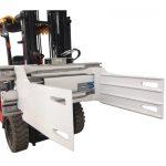 经济型叉车Revoling Bale Clamp Mmanufacture