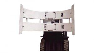 物料搬运设备2ton TB系列卷式托盘搬运车手动托盘堆垛机纸卷夹具夹