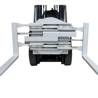 2级叉车附件旋转叉形夹具,长1220 mm