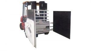 叉车卡车夹具,叉车附件纸箱夹,纸箱搬运车。