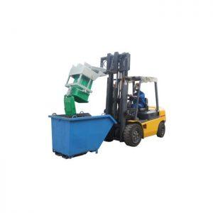 垃圾箱自卸车制造商