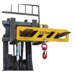 型号为CBL3000的叉车起重吊钩