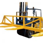 为叉车输入FSNP2-4500吊具杆