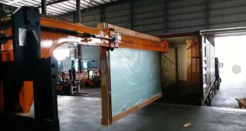 液压玻璃搬运机